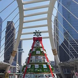 ที่ถ่ายรูปไฟคริสต์มาสสวยๆ ในกรุงเทพ