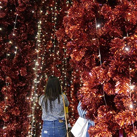 Best Festive Lighting in Bangkok